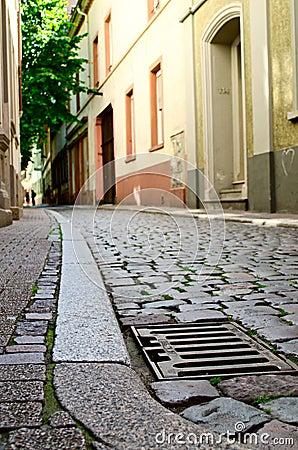Small street