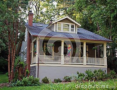 Small Suburban Home 95