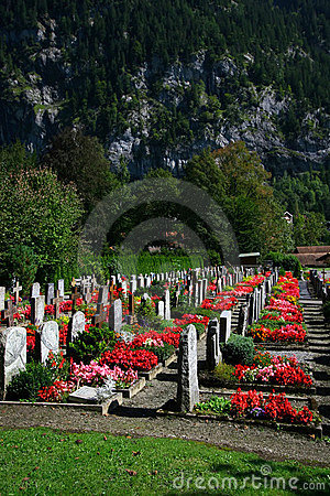 Small Swiss Cemetery
