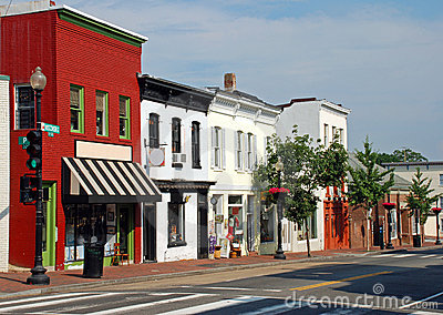 Small Town Main Street 2