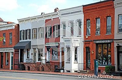 Small Town Main Street 6