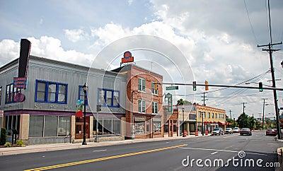 Small Town Main Street 8