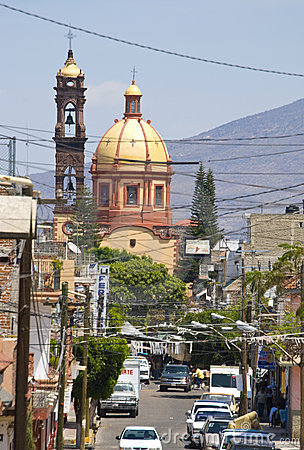 Free Small Town Mexico Stock Photography - 4746772