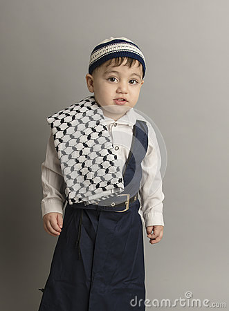 Free Small Turkman Boy In Studio Royalty Free Stock Photo - 79388465