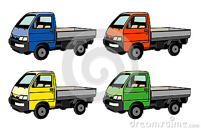 Small utility vehicles