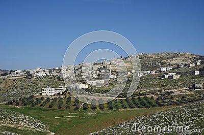 Small village. Jordan