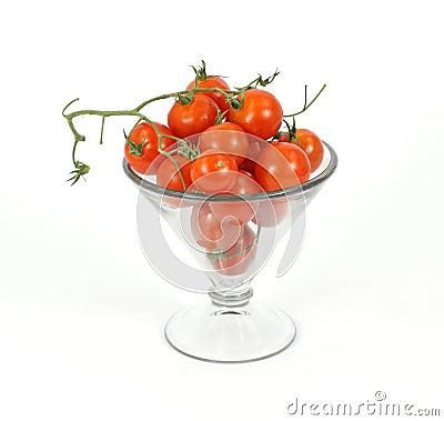 Small vine tomatoes