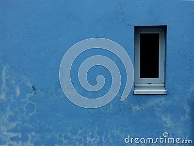 Blue wall 01