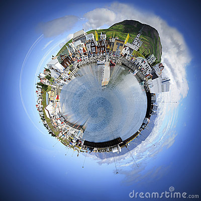 Free Small World Sphere Stock Photo - 6520650