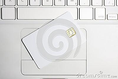 Smart card.