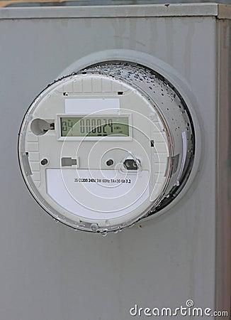 Free Smart Meter Stock Photo - 28424830