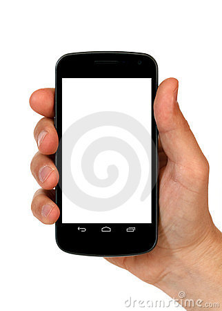 Free Smart Phone Royalty Free Stock Images - 23661049