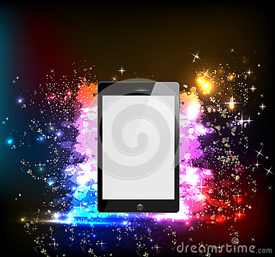 Smart Phone in lightstage
