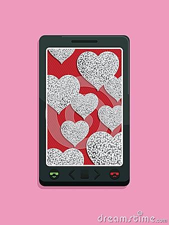 Smart phone love