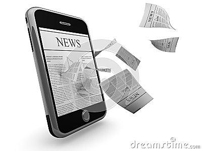 Smart phone news