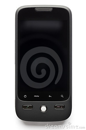 Smart Phone with Paths