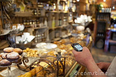 Smart Phone in Retail