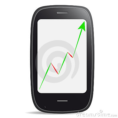 Smart-phone s market growth
