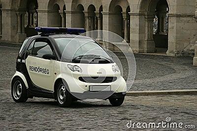 Smart Police