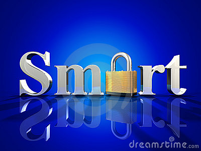 Smart Security Royalty Free Stock Image - Image: 15881116