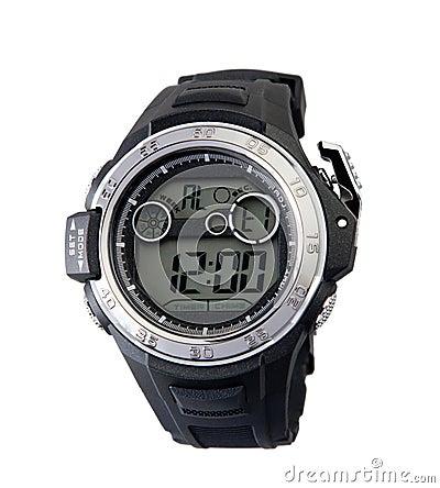 Smart sport wristwatch