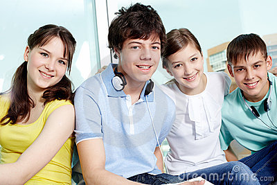 Smart teens