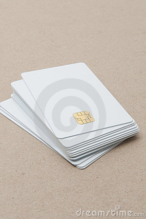 Smartchip security card