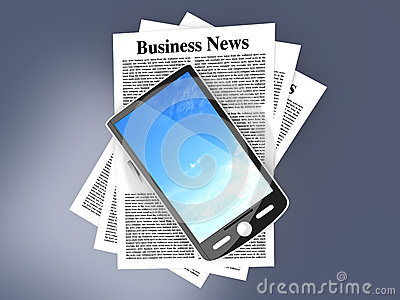 Smartphone in the Business News