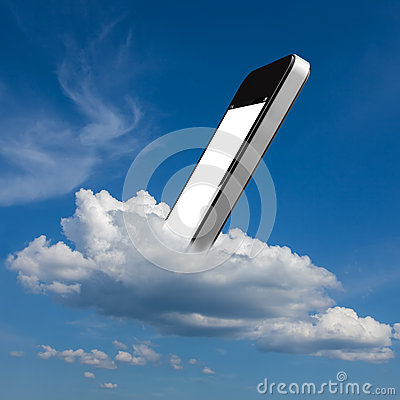 Smartphone in the cloud