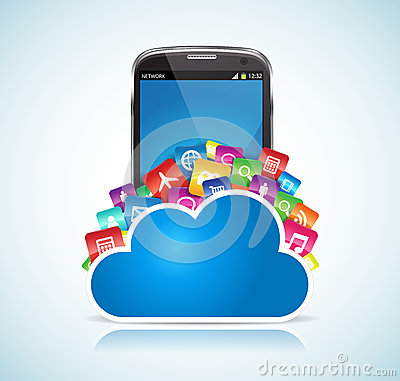 SmartPhone Cloud