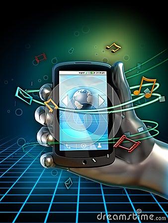 Smartphone services