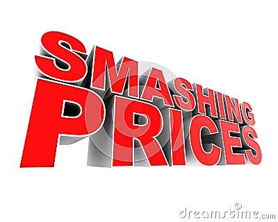 Smashing Prices