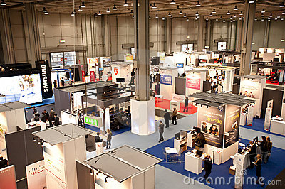 SMAU 2010 Editorial Photography