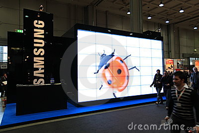 Smau 2010 Editorial Image