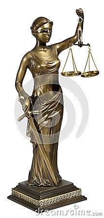 Símbolo de justiça