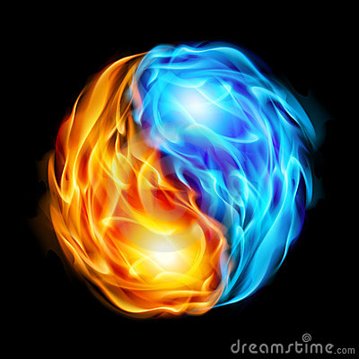Símbolo del yin y de yang