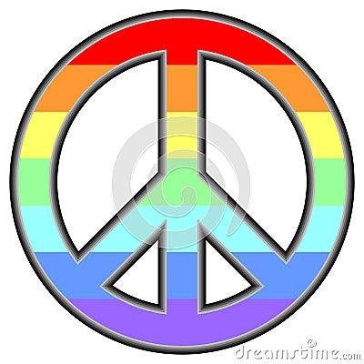 Símbolo pacífico