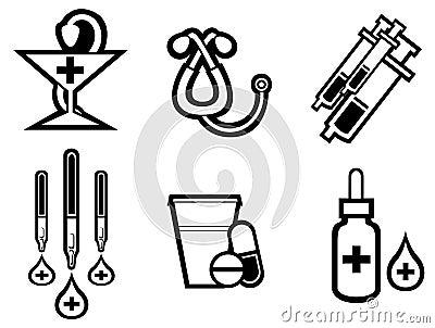 Símbolos da medicina