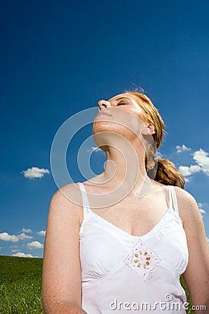 Smell the fresh air