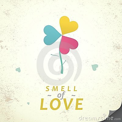 Smell of love