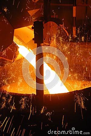 Free Smelting Royalty Free Stock Photo - 11832025