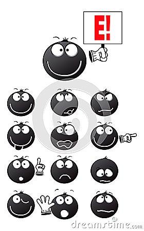 Smile black