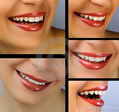 Free Smile Collage Stock Image - 17072851