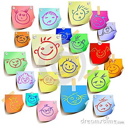 Smile colored