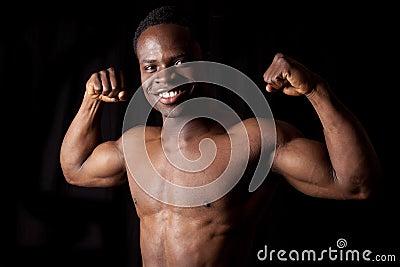 Smile flex muscles