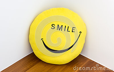 Smile and Happiness concept Stock Photo