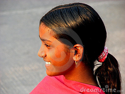 Smile from India