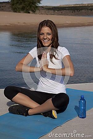 Smile meditate