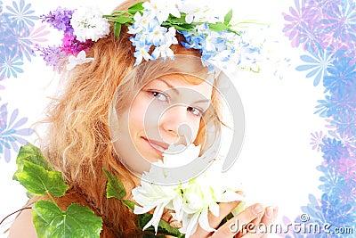 Smile of spring