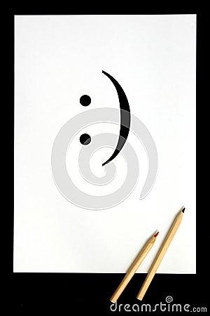 Smile symbol
